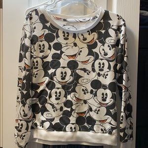 Mickey lightweight sweatshirt